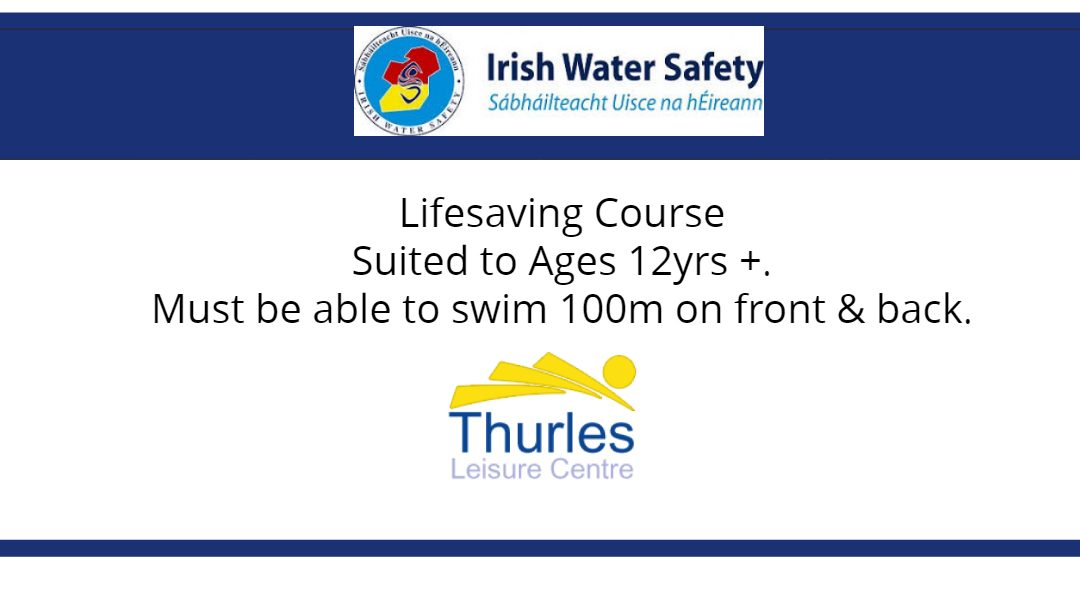 IWS Lifesaving course