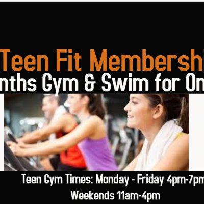 Teen Fit Membership