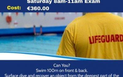New Lifeguard Course