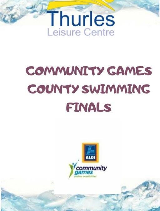 Community Games County Final